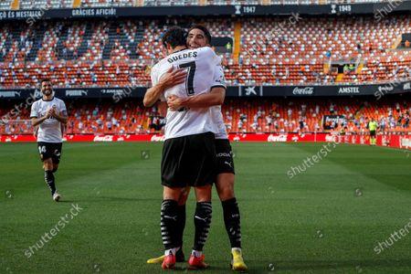 Editorial image of Valencia CF vs SD Eibar, Spain - 16 May 2021
