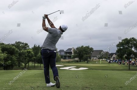 Editorial picture of AT&T Byron Nelson golf tournament, Mckinney, USA - 16 May 2021