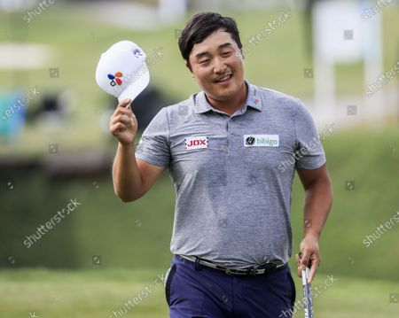 Editorial photo of AT&T Byron Nelson golf tournament, Mckinney, USA - 16 May 2021