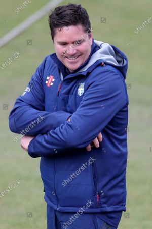 Editorial photo of Durham v Worcestershire - Day 4, United Kingdom - 16 May 2021