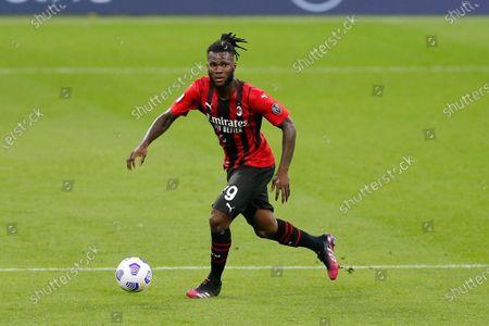 Franck Kessie (AC Milan) in action