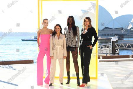 Rita Ora, Anna Lahey, Duckie Thot, Jesinta Franklin