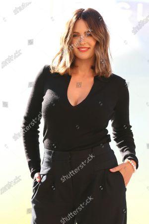 Stock Picture of Jesinta Franklin