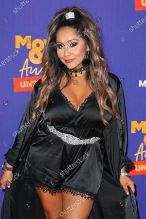 Editorial picture of MTV Movie & TV Awards: UNSCRIPTED, Arrivals, Los Angeles, California, USA - 17 May 2021