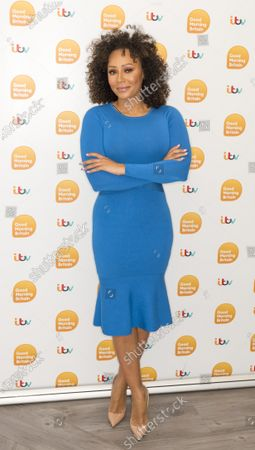 Editorial photo of 'Good Morning Britain' TV Show, London, UK - 17 May 2021