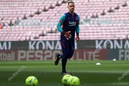 Editorial image of La Liga FC Barcelona - Celta De Vigo, Spain - 16 May 2021