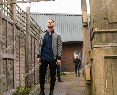 Editorial image of 'Coronation Street' TV Show UK - May 2021
