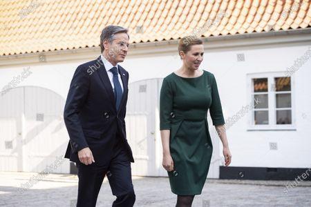 US Secretary of State Antony Blinken visit to Denmark