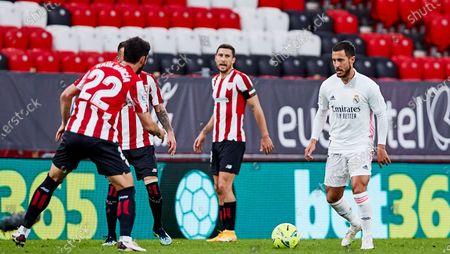 Stock Photo of Eden Hazard of Real Madrid