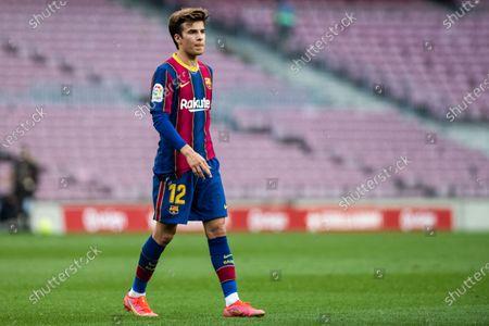 Stock Photo of Riqui Puig of FC Barcelona