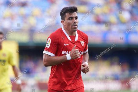 Marcos Acuna of Sevilla