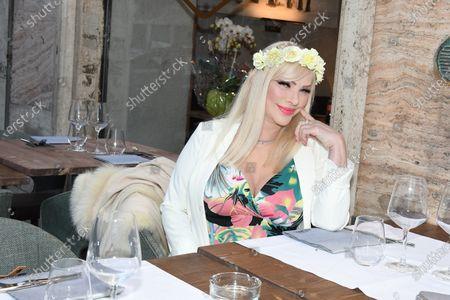 Stock Picture of Ilona Staller