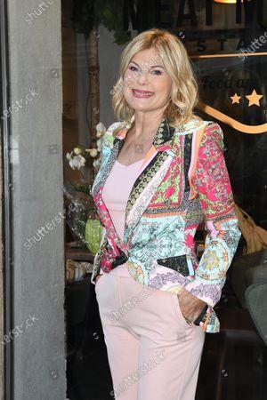 Stock Picture of Patrizia Pellegrino