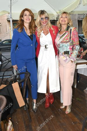Editorial picture of 'Meat Market' restaurant opening, Rome, Italy - 15 May 2021
