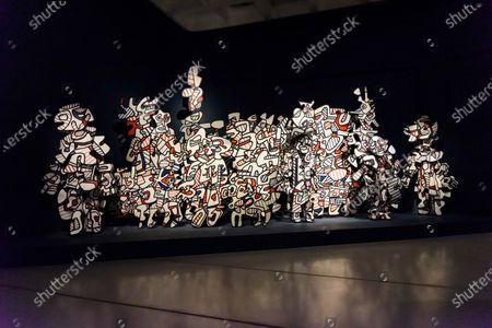 'Jean Dubuffet: Brutal Beauty' exhibition, London