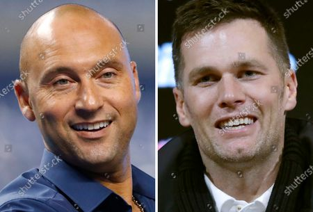 Stock Image of S showing Derek Jeter, left, and Tom Brady. Former New York Yankee superstar Derek Jeter has sold his waterfront mansion in Tampa for $22.5 million - meaning Tom Brady might be headed to new rental digs. The seven-bedroom, eight-bath estate was sold, said Smith & Associates, the real estate firm that handled the transaction. Brady has been renting the mansion since April 2020