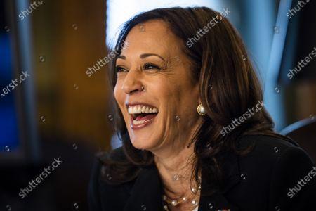 VP Harris meets with Congressional Hispanic Caucus, Washington DC