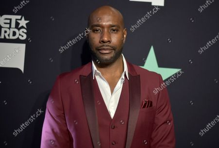 """Morris Chestnut poses in the press room at the BET Awards, in Los Angeles. Affluent Black families are the focus of """"Our Kind of People,"""" a new Fox drama series from """"Empire"""" creator Lee Daniels and starring Morris Chestnut that will join the network's fall schedule"""