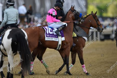Editorial photo of Preakness Stakes Horse Race, Baltimore, United States - 15 May 2021