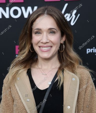 """Stock Picture of Marla Sokoloff attends Amazon Studios """"Pink: All I Know So Far"""" Premiere on Monday, May 12, 2021 at the Hollywood Bowl in Los Angeles."""