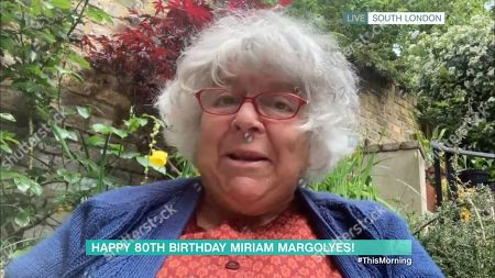 Stock Picture of Miriam Margolyes