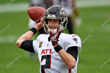 """One day after celebrating his 36th birthday, Falcons quarterback Matt Ryan doesn't agree with the notion his career is nearing its end. """"It's not that limited,"""" Ryan said Tuesday, May 18, 2021"""