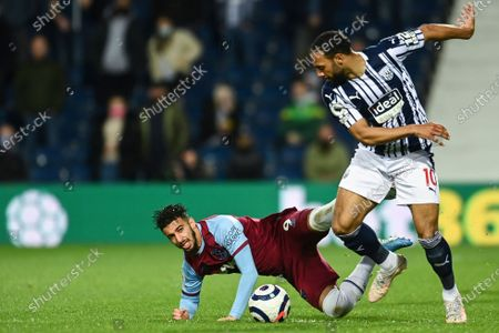 Editorial picture of West Bromwich Albion v West Ham United, Premier League, Football, The Hawthorns, West Bromwich, UK - 19 May 2021