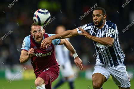 Editorial image of West Bromwich Albion v West Ham United, Premier League, Football, The Hawthorns, West Bromwich, UK - 19 May 2021