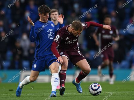 Editorial photo of Chelsea FC vs Leicester City, London, United Kingdom - 18 May 2021