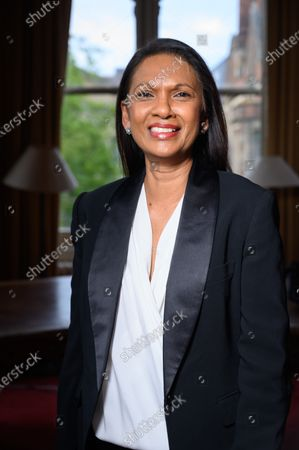 Editorial image of Rachel Johnson and Gina Miller speak at Oxford Union, Oxford, UK - 18 May 2021