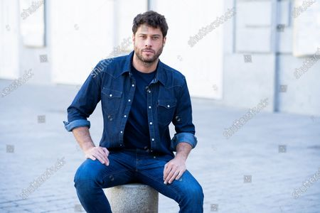 Editorial picture of Jose Lamuno Portrait Session, Madrid, Spain - 18 May 2021