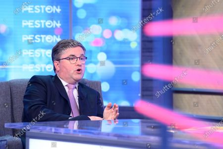 Editorial picture of 'Peston' TV show, Series 7, Episode 18, London, UK - 19 May 2021