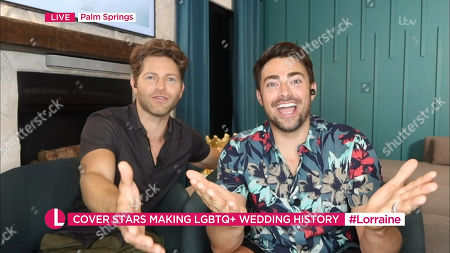 Editorial picture of 'Lorraine' TV Show, London, UK - 19 May 2021