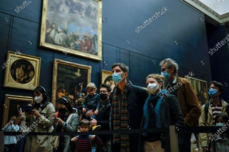 Editorial photo of Opening of Louvre Museum in Paris, France - 19 May 2021