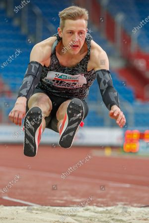 Editorial photo of Athletics Golden Spike meeting, Ostrava, Czech Republic - 19 May 2021