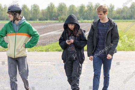 Editorial picture of Exclusive - 'Alex Rider' TV show filming, Three Holes, Norfolk, UK - 19 May 2021