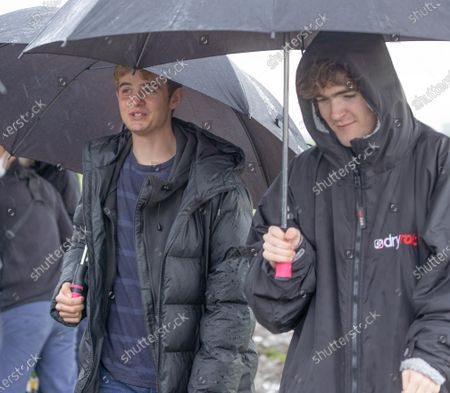 Editorial photo of Exclusive - 'Alex Rider' TV show filming, Three Holes, Norfolk, UK - 19 May 2021
