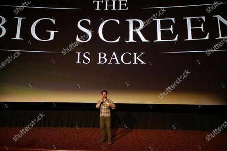 J.J. Abrams, Writer/Director/Producer