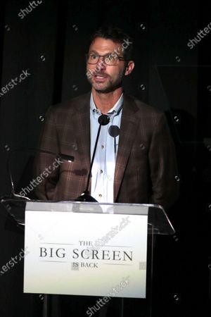 Stock Photo of Jonathan King, Producer