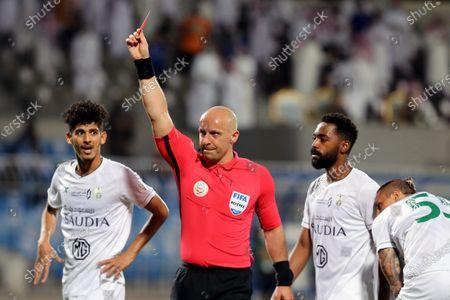 Editorial image of Al-Hilal vs Al-Ahli, Riyadh, Saudi Arabia - 19 May 2021