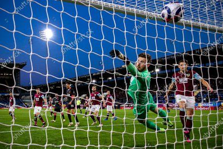 Editorial photo of Burnley FC vs Liverpool FC, United Kingdom - 19 May 2021
