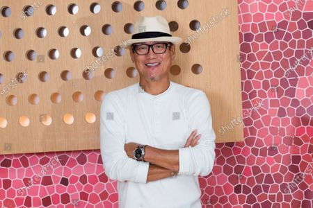 Editorial image of 2021 South Beach Wine & Food Festival - Chef Morimoto Portrait Session, Miami, United States - 19 May 2021