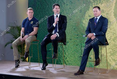 Editorial photo of Rugby Bid, Sydney, Australia - 20 May 2021