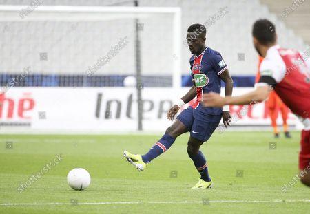 Idrissa Gueye Gana of PSG
