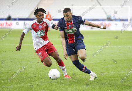 Editorial photo of Paris Saint Germain v AS Monaco, Coupe de France final, Football, Stade de France, Saint Denis, Paris, France - 19 May 2021