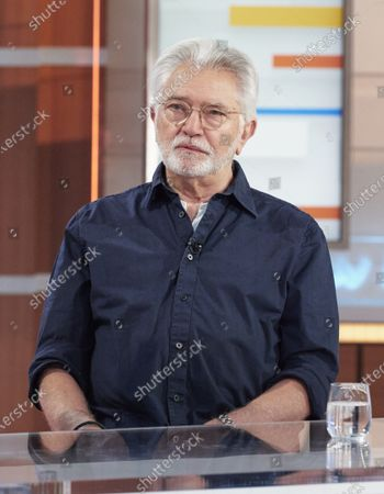Editorial picture of 'Good Morning Britain' TV show, London, UK - 20 May 2021