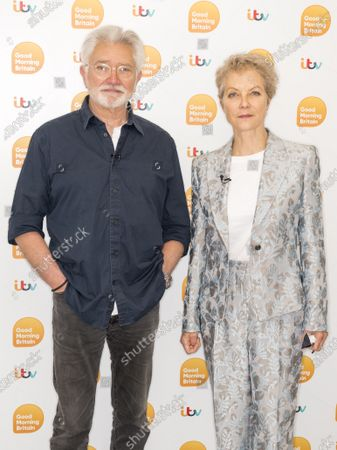 Editorial image of 'Good Morning Britain' TV show, London, UK - 20 May 2021