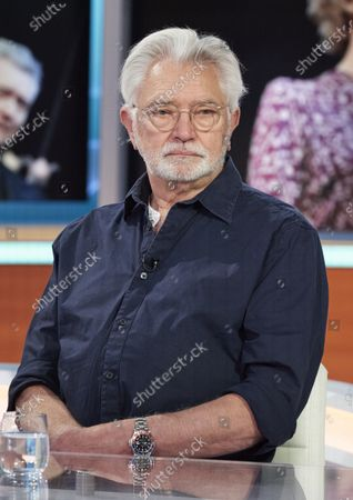 Stock Image of Martin Shaw
