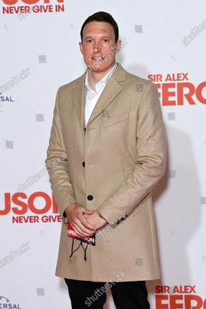 Editorial photo of 'Sir Alex Ferguson: Never Give In' documentary premiere, Old Trafford, Manchester, UK - 20 May 2021
