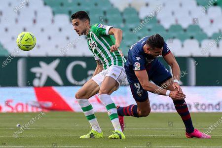 Editorial photo of Real Betis Balompie v SD Huesca - Liga Santander, Sevilla, Spain - 16 May 2021